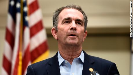 Gov. 19 is being tested by the Virginia government Ralph Northam