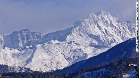 Five bodies discovered in search of missing climbers in the Himalayas