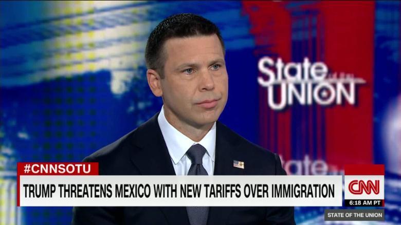 Dow futures tumble as trade war escalates - CNN