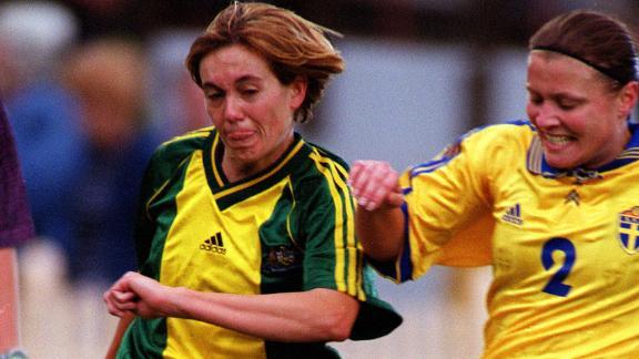 Striker Boyd made 28 appearances for the Matildas.