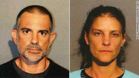 Couple arrested in case of missing Connecticut mom are arraigned