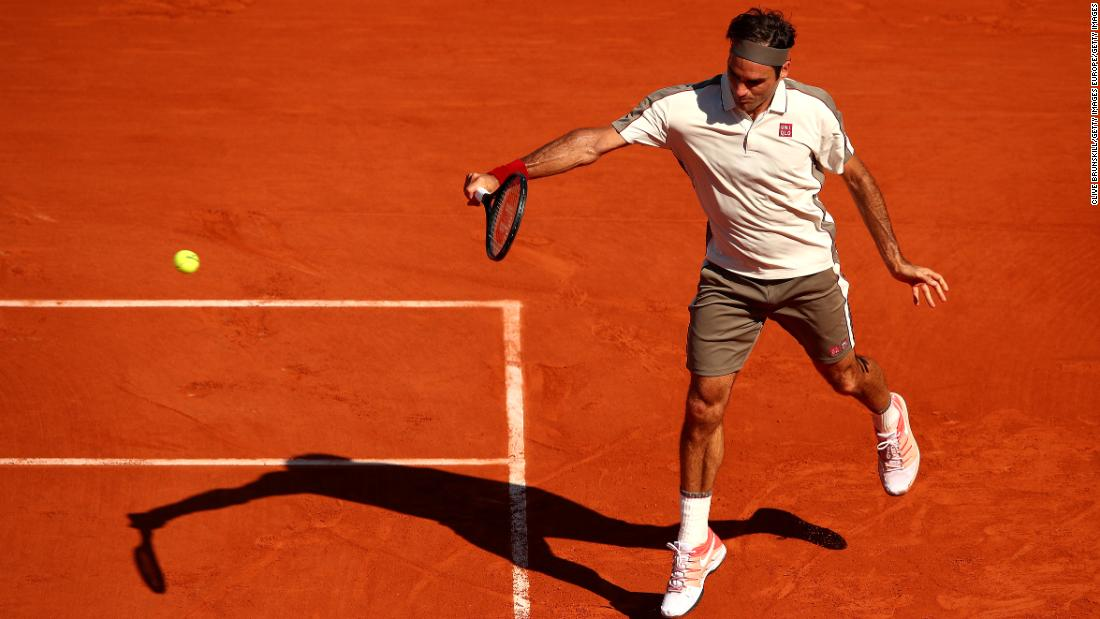 Federer eased past Leonardo Mayer in straight sets five years after the Argentine held match points on the Swiss in Shanghai.