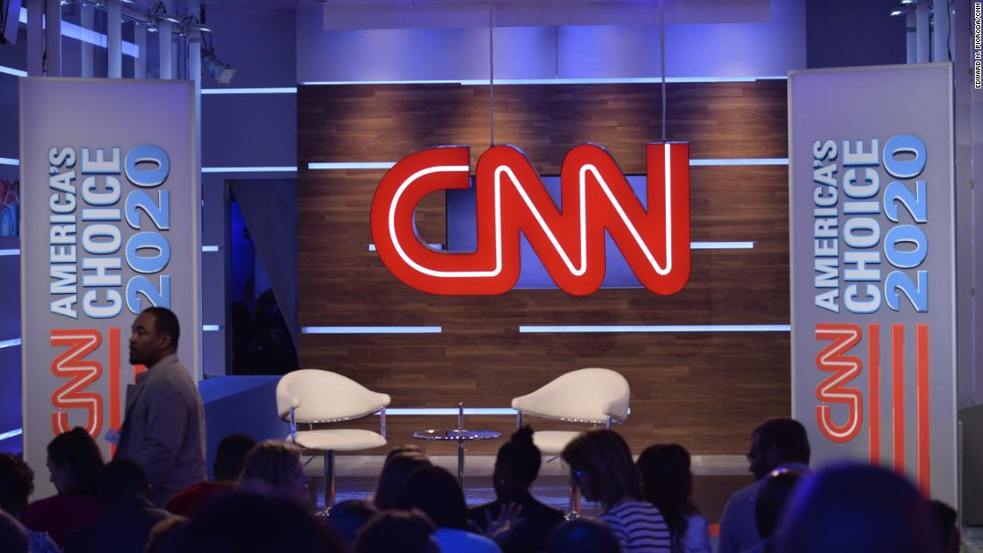CNN announces details for LGBTQ town hall