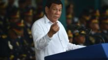 Duterte will be 'first to obey' new sexual harassment law, palace says