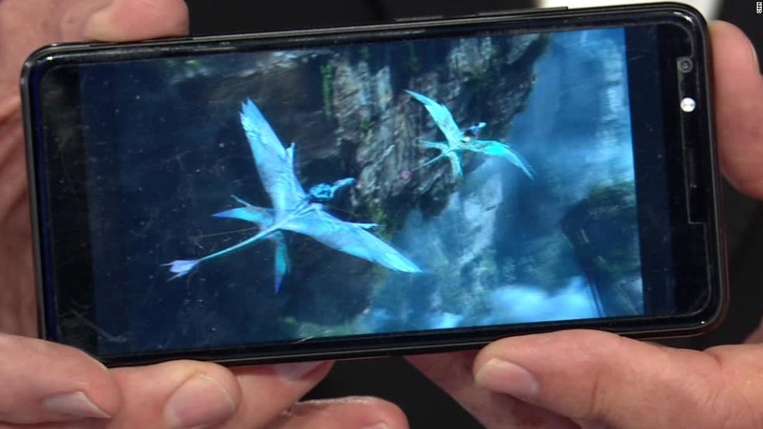 See $200 phone that promises 3D display