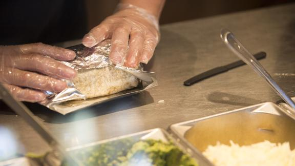 Chipotle burritos are one item that could get more expensive if Mexican tariffs go through.