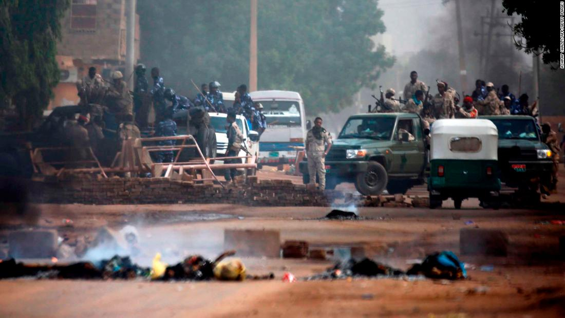 Sudan death roll rises to 100 as bodies found in Nile, say doctors