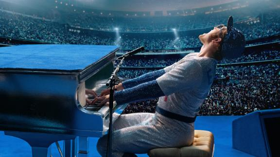 "Best actor in a motion picture — musical or comedy: Taron Egerton, ""Rocketman"""