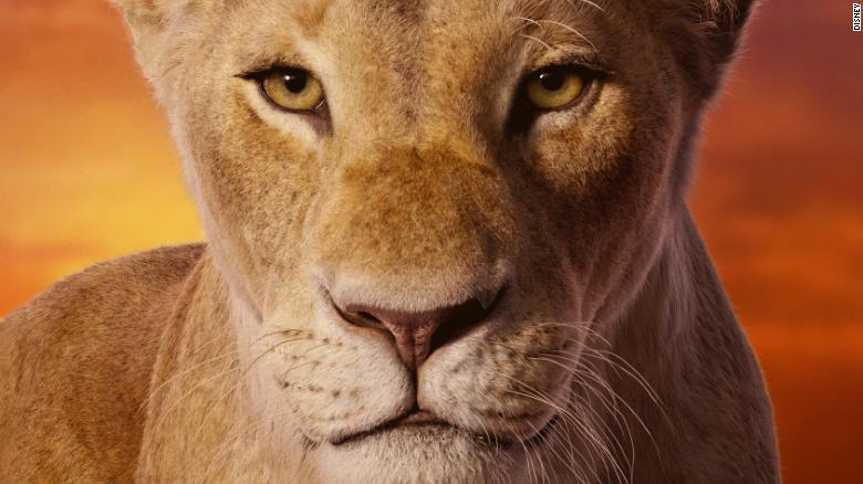 See First Glimpse Of Lion King Characters