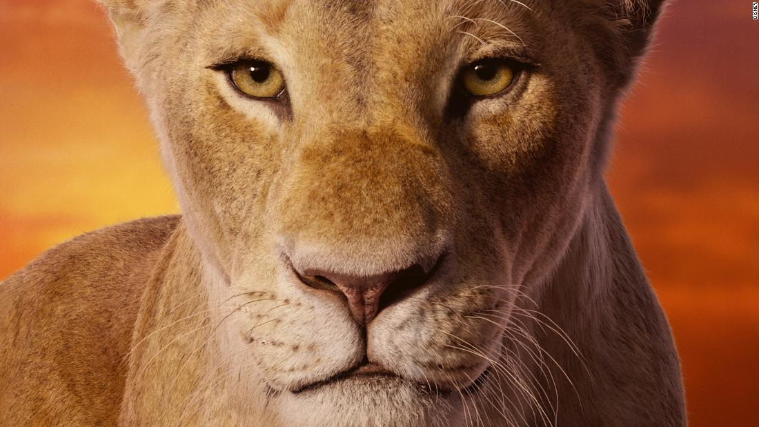 Beyonce S Take On Nala In The Lion King Is Fierce Naturally Cnn