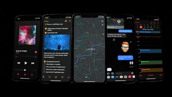 Apple will add a dark mode to iOS 13.