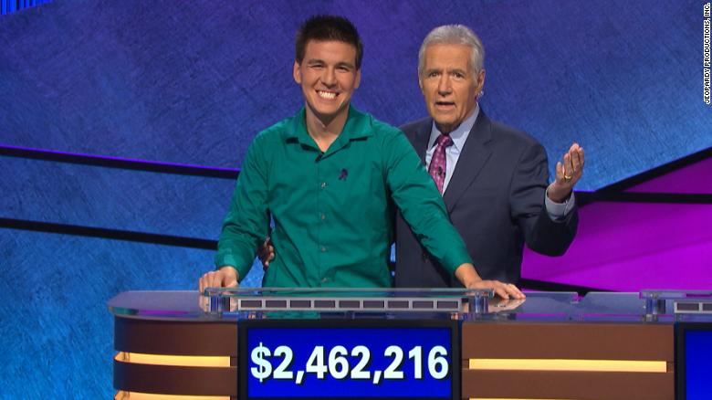 James Holzhauer explains his surprising 'Jeopardy!' loss