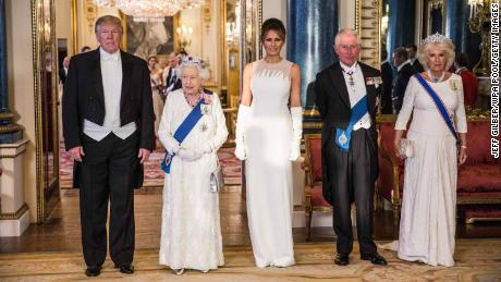 For Melania Trump, the protocol is of paramount importance in a high-stakes State visit to the United Kingdom.