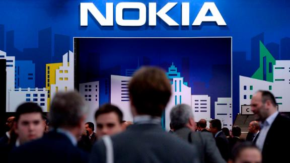 Nokia is battling Huawei to build 5G networks around the world.