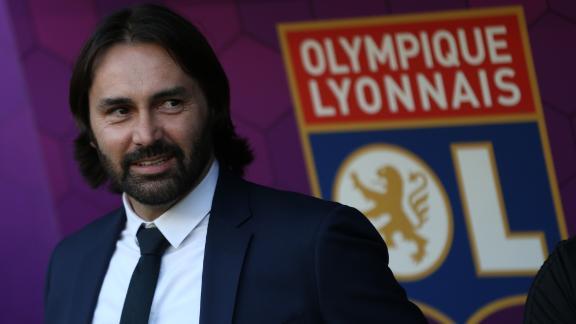 Pedros has been Lyon coach since 2017.