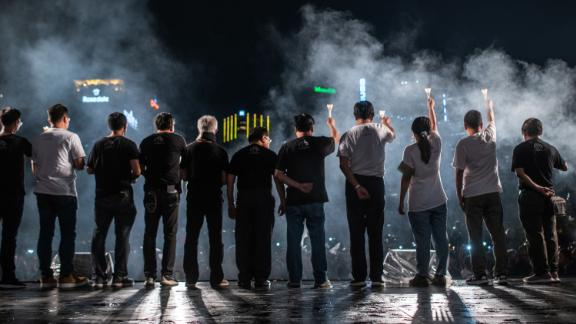 """For many who lived in Hong Kong in 1989, the massacre quashed their hopes that a rapidly reforming China would also bring democracy to the city. """"Young people in China were demanding democracy,"""" Lee Cheuk-yan, one of the organizers, told CNN in 2017. """"We felt that if they made it, it meant Hong Kong would not have to live under an authoritarian regime."""" The massacre forever changed the character of Hong Kong, Lee said. """"In the past we were something of an economic city, but after 1989 we became a political city."""""""