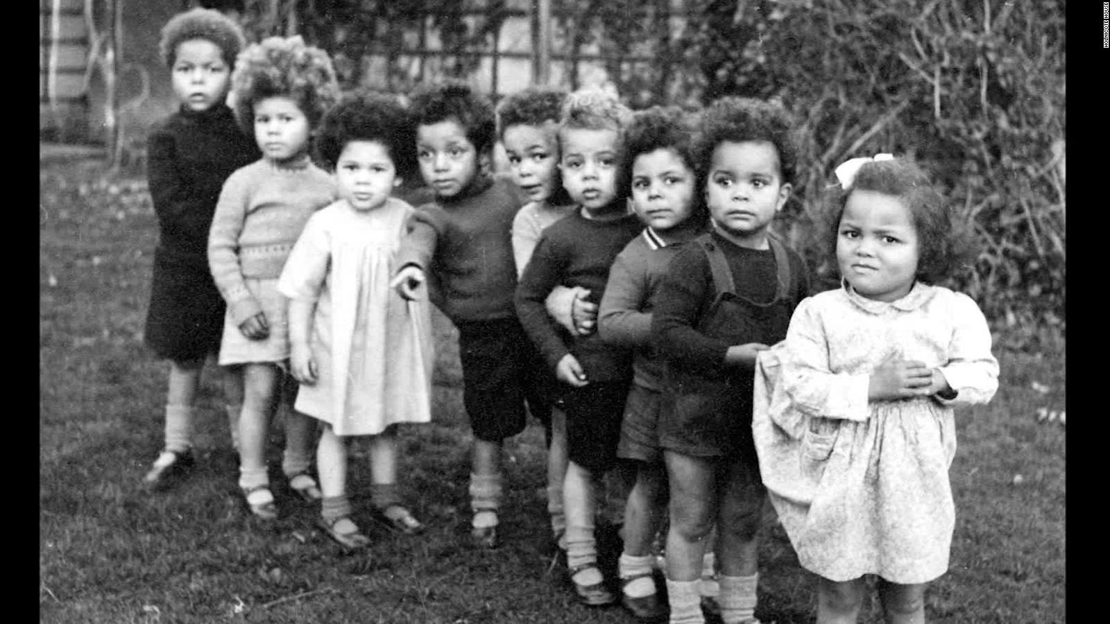 Britains mixed race gi babies want to know why they were given away