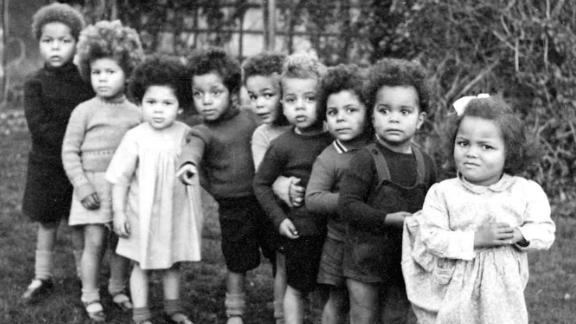 mixed race gi babies soares