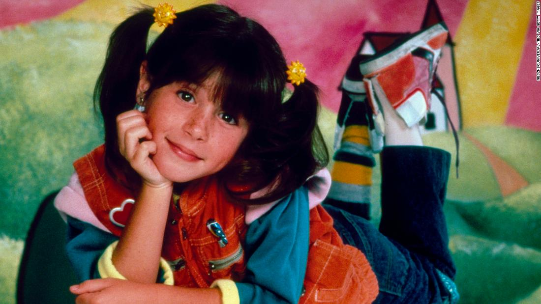 They're trying to bring back 'Punky Brewster'