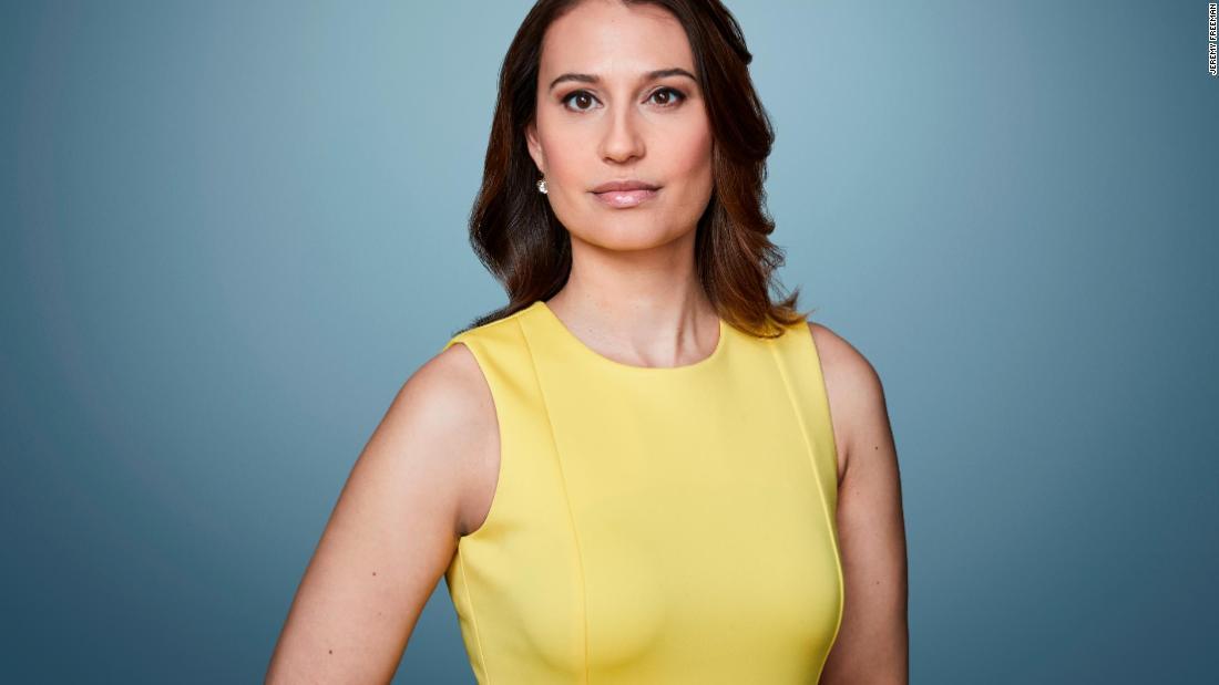 CNN Profiles - Geneva Sands - Producer - CNN