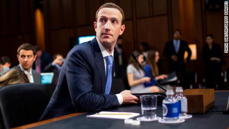 """Across the board we have a responsibility to not just build tools but to make sure that they're used for good,"" Zuckerberg told lawmakers. ""It will take some time to work through all the changes, but I'm committed to getting this right."""
