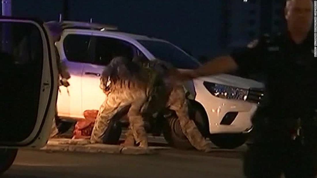 Australia reels from worst rampage killing in decades for a country thought to have solved this issue