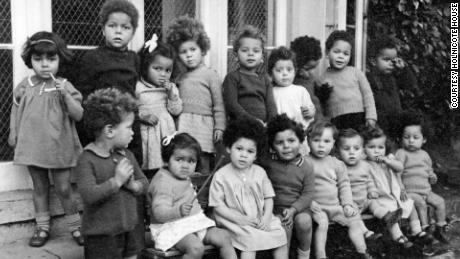 Britain's mixed-race GI babies want to know why they were