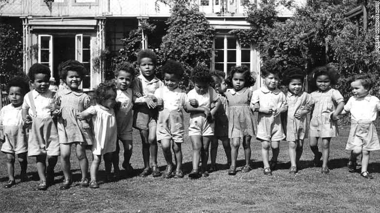 GI babies were sent to other homes, fostered or adopted after leaving Holnicote House.