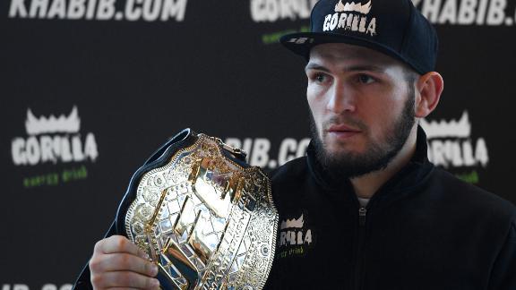 Khabib Nurmagomedov is returning to the octagon for UFC 242 to fight Dustin Poirier.