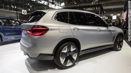 BMW and Jaguar Land Rover do not need China's rare earth for their new electric motors