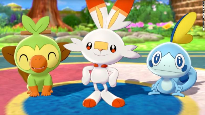 Pokémon Sword and Shield got a 24-hour livestream to give fans a preview