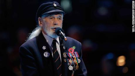 D-Day vet's song tops Amazon's singles chart, ahead of Ed Sheeran