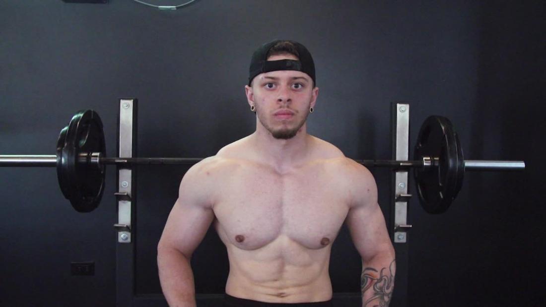 Navy officer wins transgender bodybuilding competition
