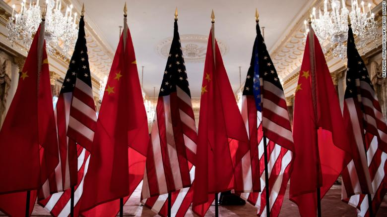 US blacklists 28 Chinese organizations and companies