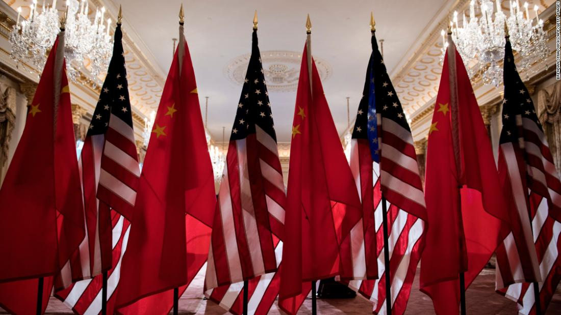 NYT: US 'heimlich vertrieben' chinesische Beamte, die in