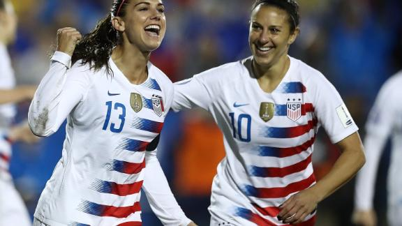 Alex Morgan and Carli Lloyd are just a few of the USWNT stars that will be back in action.