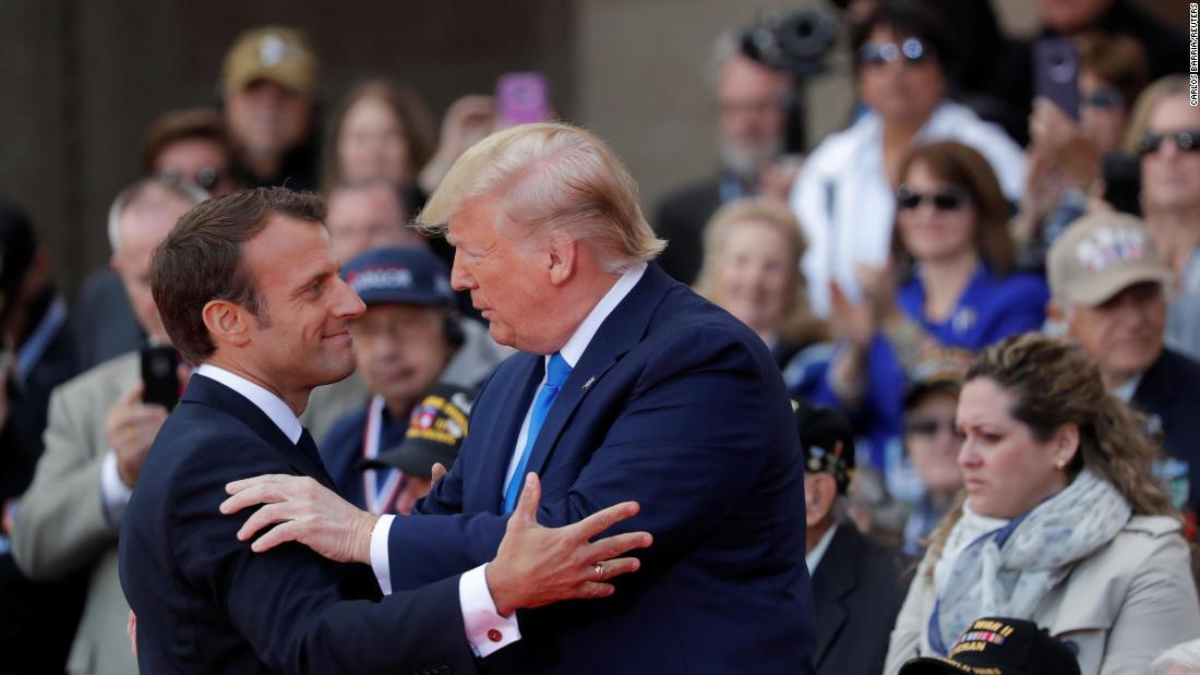 5e22d2271dbf Trump's UK visit gets off to a booming start with guns, guards and ...
