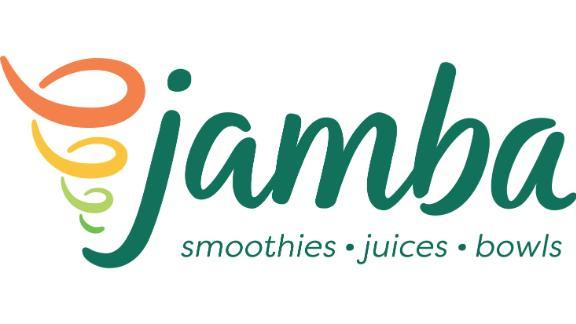 Jamba's new logo.