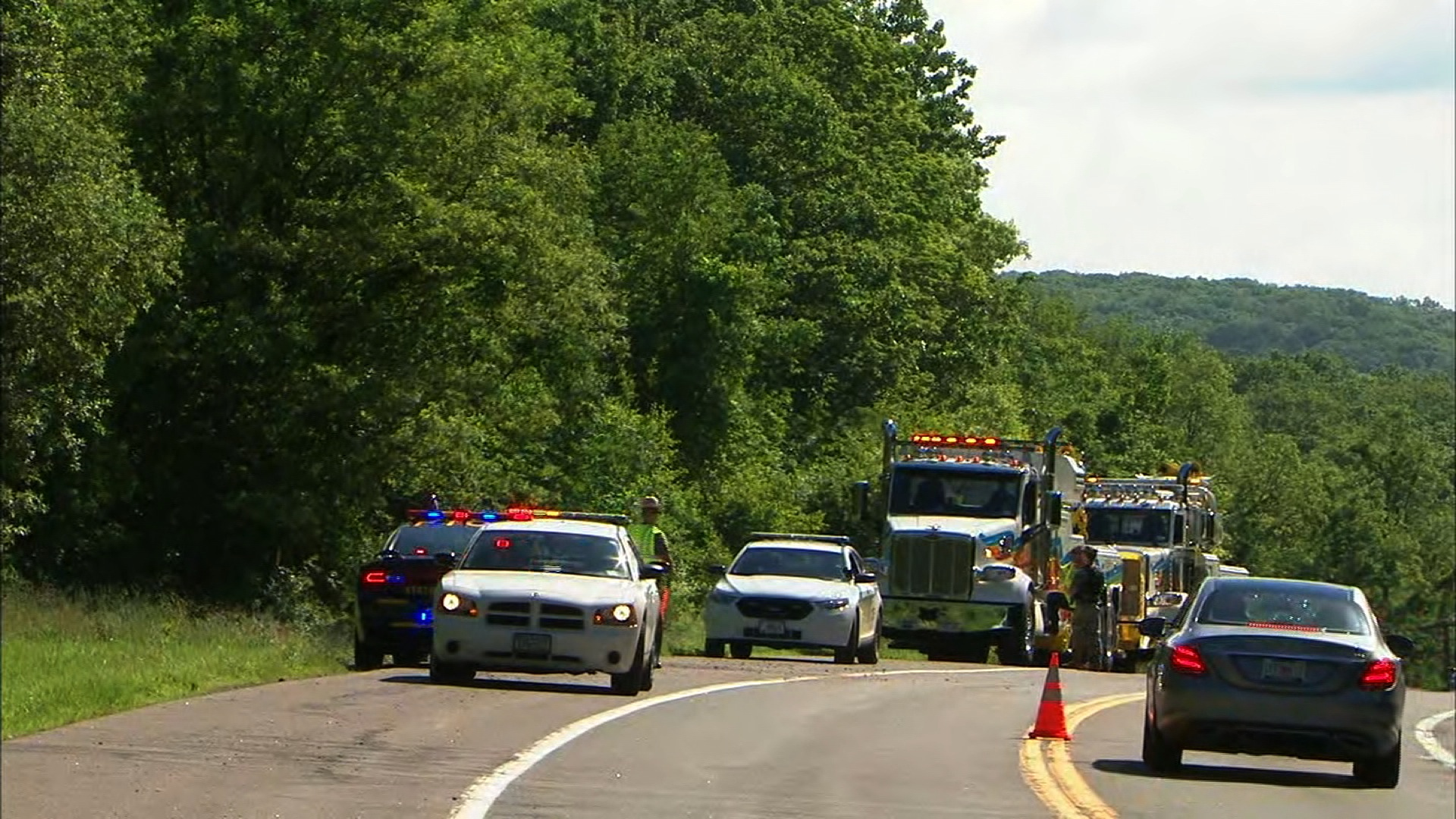 Fatal accident near West Point training site - CNN Video