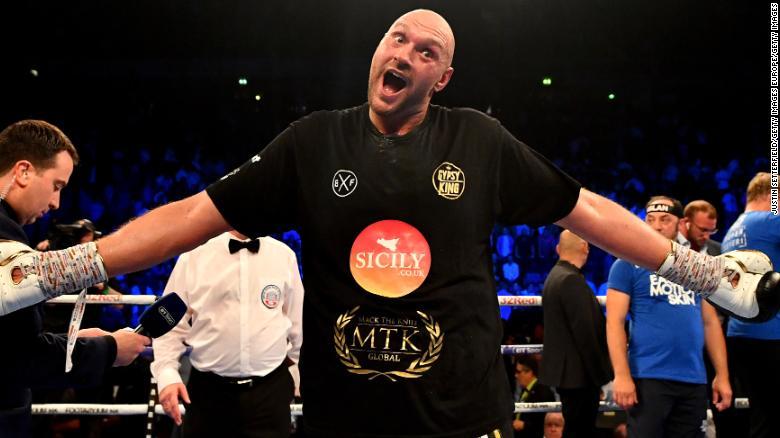Tyson Fury Boxing S New Heavyweight Champ Is An Irish Traveller