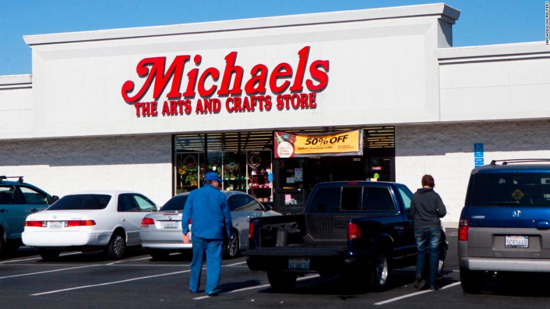 Michaels ersetzt CEO nach nur zwei Monaten im Amt