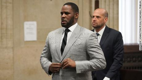 R. Kelly faces new charges in federal indictment in New York