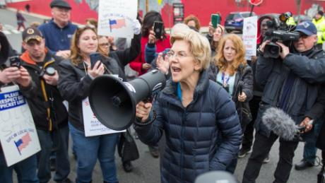 Elizabeth Warren outlines sweeping new gun control plans