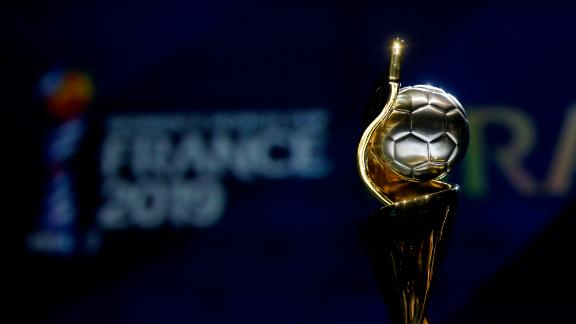 PARIS, FRANCE - DECEMBER 08:  The FIFA Women