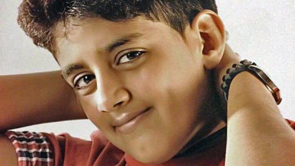 Murtaja Qureiris was 13 when he was arrested.