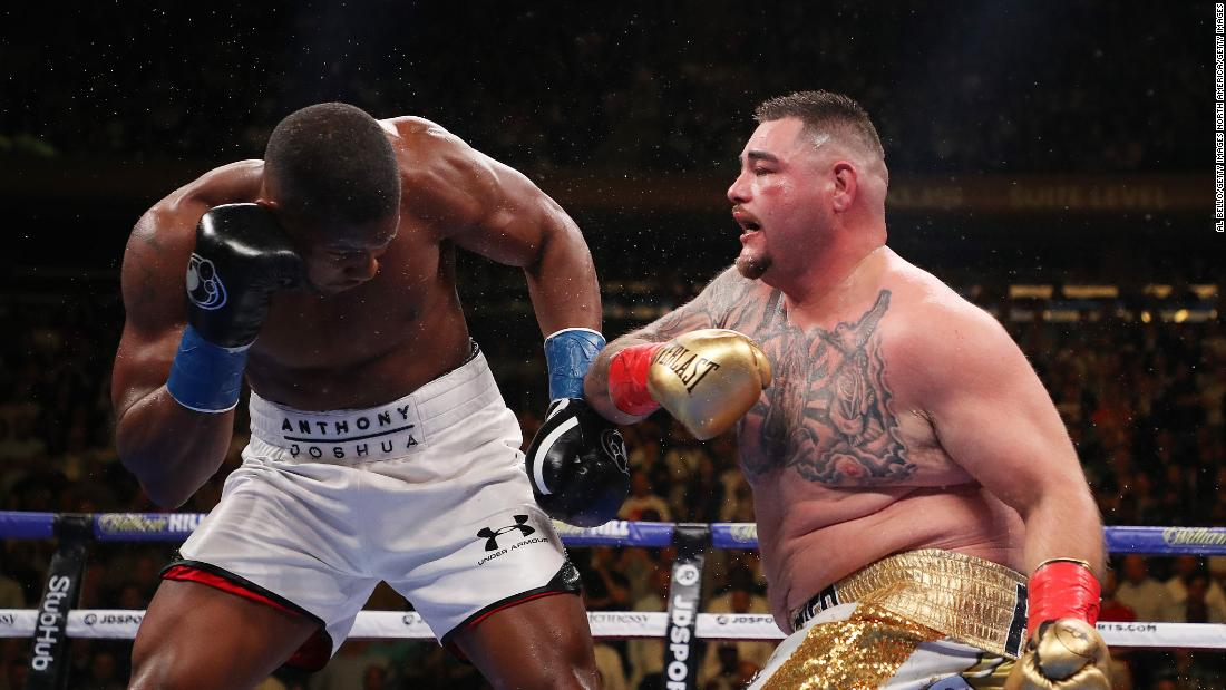 Andy Ruiz Jr Is An Inspiration For All Fat People Says