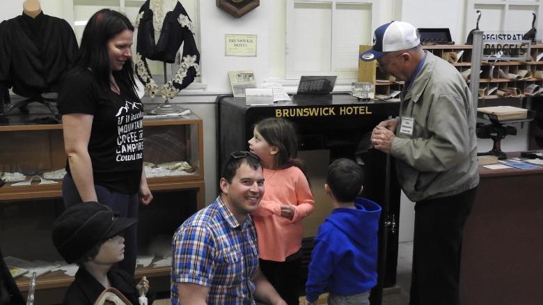 Tourist cracks code to decades-old museum safe