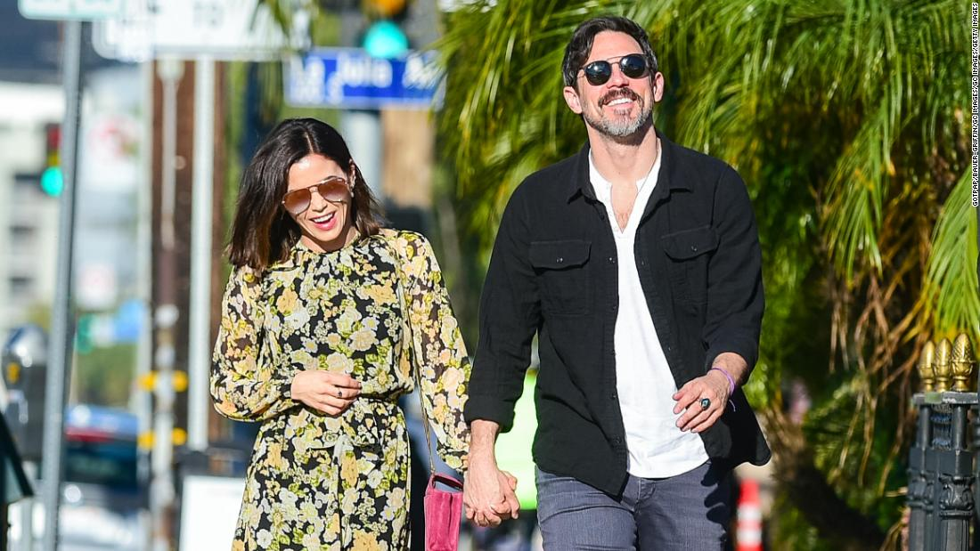 "Jenna Dewan and boyfriend Steve Kazee <a href=""https://www.cnn.com/2019/09/24/entertainment/jenna-dewan-steve-kazee-baby-trnd/index.html"" target=""_blank"">announced in September </a>that they're expecting their first child together. Dewan shares a daughter, Everly, with ex-husband Channing Tatum."