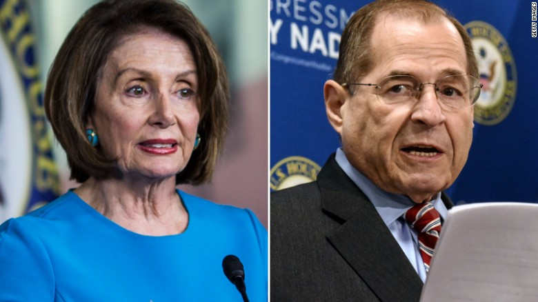 Democrats widen impeachment probe beyond Mueller findings