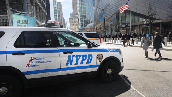 Seven suicides is above the average for recent years, NYPD officials say.